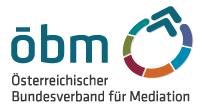 Logo Bundesverband für Mediation