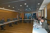 CI-Workshop mit dem Kommando der SK in Graz