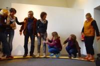 Fortbildung für Mediatoren und Mediatorinnen - Konfliktlabor auf der Schallaburg, Okt. 2014