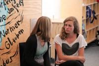 Peermediationsworkshop Konfliktlabor Schallaburg Sept. 2014