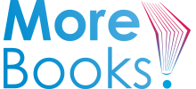 logo more books